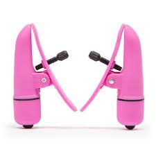 Nipplettes Vibrating Nipple Clamps