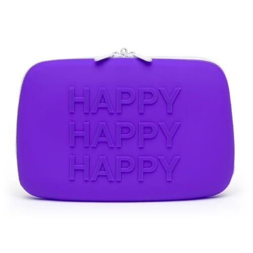 Happy Rabbit HAPPY Large Silicone Zipper Storage Case