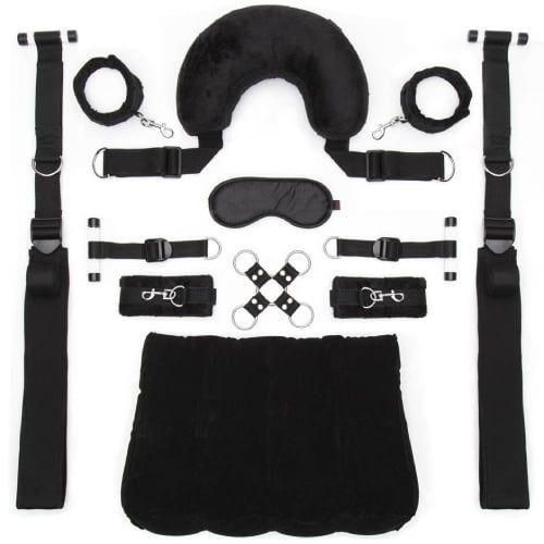 Lovehoney Position Master Mega Bondage Kit (8 Piece)