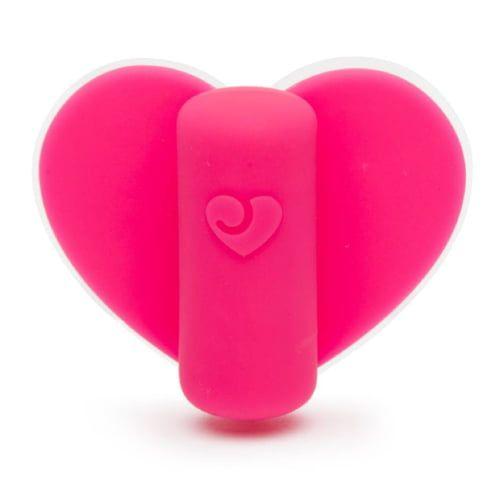 Lovehoney Stuck On Love Clitoral Heart Panty Vibratorney Stuck On Love Clitoral Heart Panty Vibrator