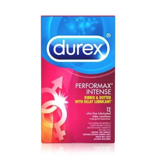 Durex Performax Intense Condoms