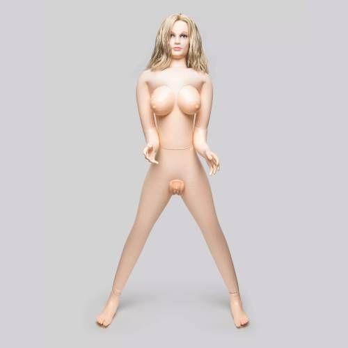 Shy Camilla Realistic Vagina and Ass Vibrating Sex Doll