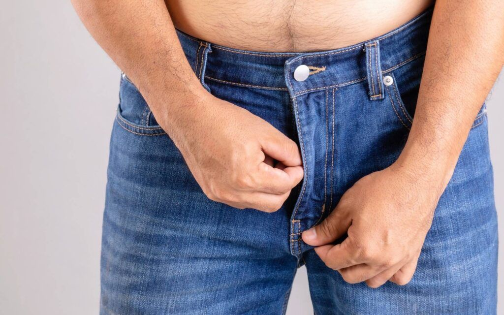does-losing-weight-increase-penis-size