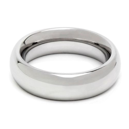 2 Inch Stainless Steel Thick Metal Donut Cock Ring by Master Series